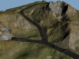Small terrain 1k x 1k