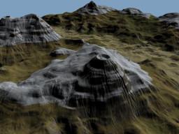 Small terrain 2k x 2k