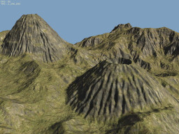 Volcanoes in glSOAR